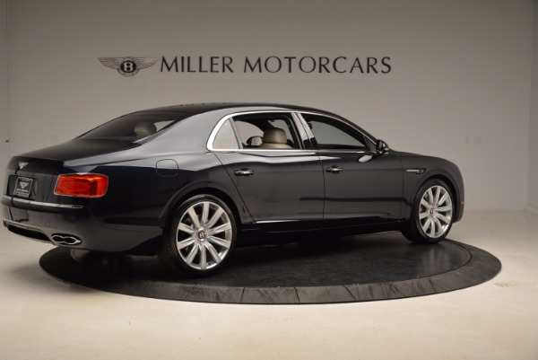 New 2017 Bentley Flying Spur V8 for sale Sold at Alfa Romeo of Greenwich in Greenwich CT 06830 8