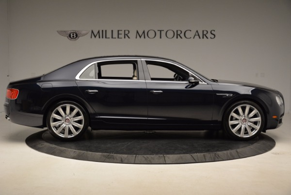 Used 2017 Bentley Flying Spur V8 for sale Call for price at Alfa Romeo of Greenwich in Greenwich CT 06830 9