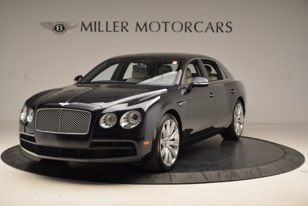 Used 2017 Bentley Flying Spur V8 for sale Call for price at Alfa Romeo of Greenwich in Greenwich CT 06830 1