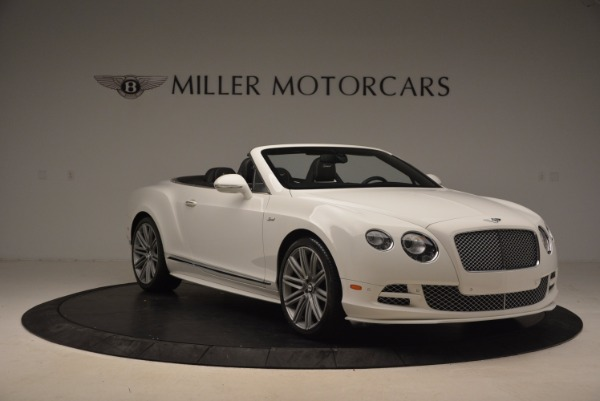 Used 2015 Bentley Continental GT Speed for sale Sold at Alfa Romeo of Greenwich in Greenwich CT 06830 11