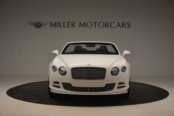 Used 2015 Bentley Continental GT Speed for sale Sold at Alfa Romeo of Greenwich in Greenwich CT 06830 12