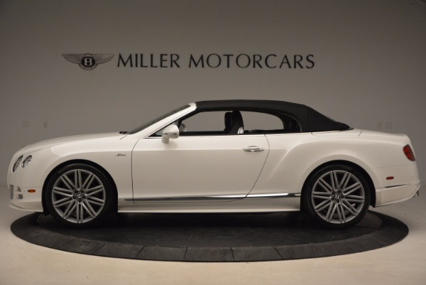 Used 2015 Bentley Continental GT Speed for sale Sold at Alfa Romeo of Greenwich in Greenwich CT 06830 15