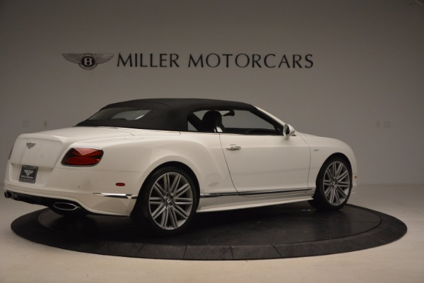 Used 2015 Bentley Continental GT Speed for sale Sold at Alfa Romeo of Greenwich in Greenwich CT 06830 20