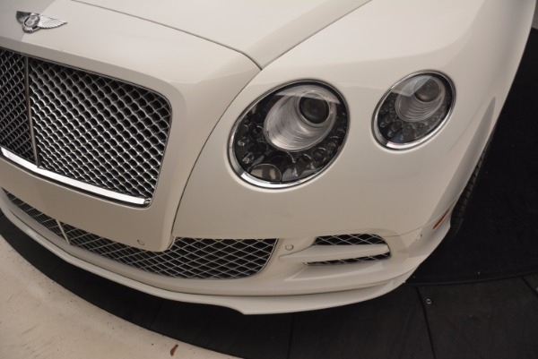 Used 2015 Bentley Continental GT Speed for sale Sold at Alfa Romeo of Greenwich in Greenwich CT 06830 26