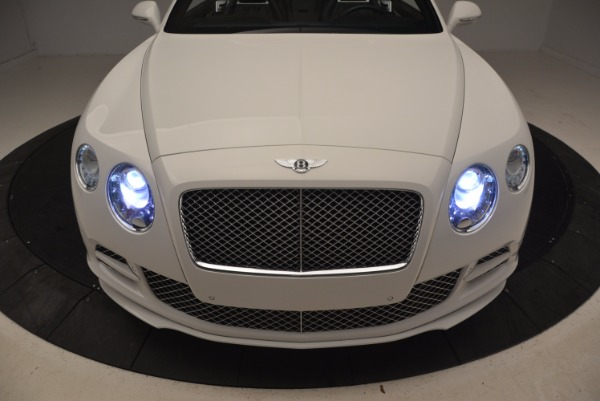 Used 2015 Bentley Continental GT Speed for sale Sold at Alfa Romeo of Greenwich in Greenwich CT 06830 27