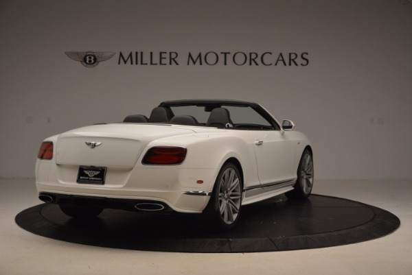 Used 2015 Bentley Continental GT Speed for sale Sold at Alfa Romeo of Greenwich in Greenwich CT 06830 7