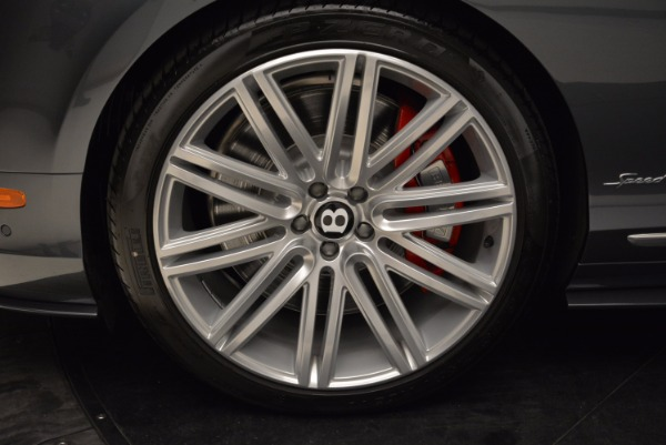 New 2017 Bentley Continental GT Speed for sale Sold at Alfa Romeo of Greenwich in Greenwich CT 06830 16