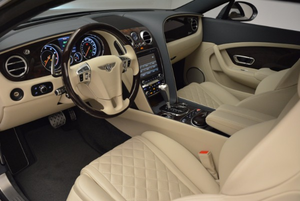 New 2017 Bentley Continental GT Speed for sale Sold at Alfa Romeo of Greenwich in Greenwich CT 06830 18
