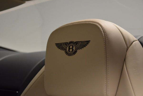 New 2017 Bentley Continental GT Speed for sale Sold at Alfa Romeo of Greenwich in Greenwich CT 06830 22
