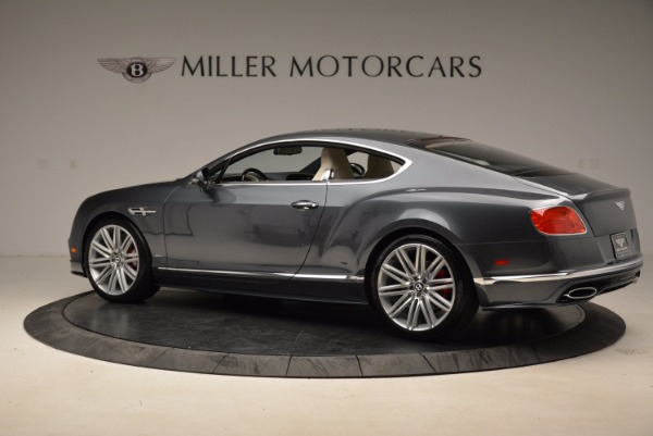 New 2017 Bentley Continental GT Speed for sale Sold at Alfa Romeo of Greenwich in Greenwich CT 06830 4