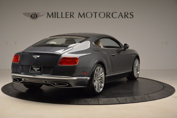 New 2017 Bentley Continental GT Speed for sale Sold at Alfa Romeo of Greenwich in Greenwich CT 06830 7