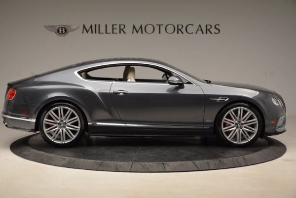 New 2017 Bentley Continental GT Speed for sale Sold at Alfa Romeo of Greenwich in Greenwich CT 06830 9