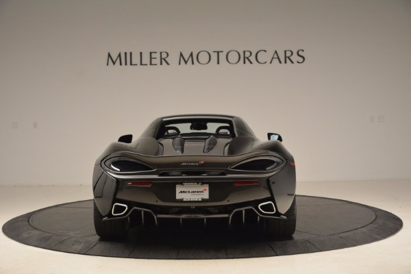 Used 2018 McLaren 570S Spider for sale Sold at Alfa Romeo of Greenwich in Greenwich CT 06830 16