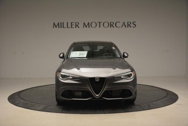 Used 2018 Alfa Romeo Giulia Ti Sport Q4 for sale $31,900 at Alfa Romeo of Greenwich in Greenwich CT 06830 12