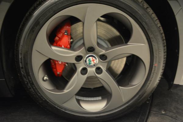 New 2018 Alfa Romeo Giulia Ti Sport Q4 for sale Sold at Alfa Romeo of Greenwich in Greenwich CT 06830 25