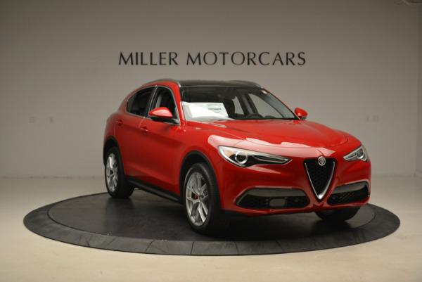 New 2018 Alfa Romeo Stelvio Q4 for sale Sold at Alfa Romeo of Greenwich in Greenwich CT 06830 11