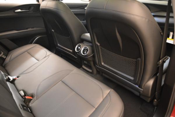New 2018 Alfa Romeo Stelvio Q4 for sale Sold at Alfa Romeo of Greenwich in Greenwich CT 06830 22