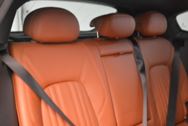 New 2018 Maserati Levante Q4 GranLusso for sale Sold at Alfa Romeo of Greenwich in Greenwich CT 06830 20