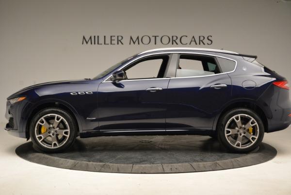 New 2018 Maserati Levante Q4 GranLusso for sale Sold at Alfa Romeo of Greenwich in Greenwich CT 06830 4