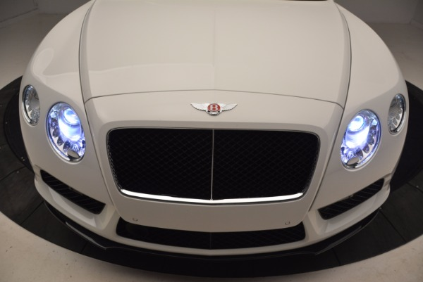 Used 2014 Bentley Continental GT V8 S for sale Sold at Alfa Romeo of Greenwich in Greenwich CT 06830 14