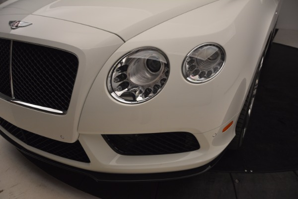 Used 2014 Bentley Continental GT V8 S for sale Sold at Alfa Romeo of Greenwich in Greenwich CT 06830 15