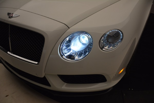 Used 2014 Bentley Continental GT V8 S for sale Sold at Alfa Romeo of Greenwich in Greenwich CT 06830 16