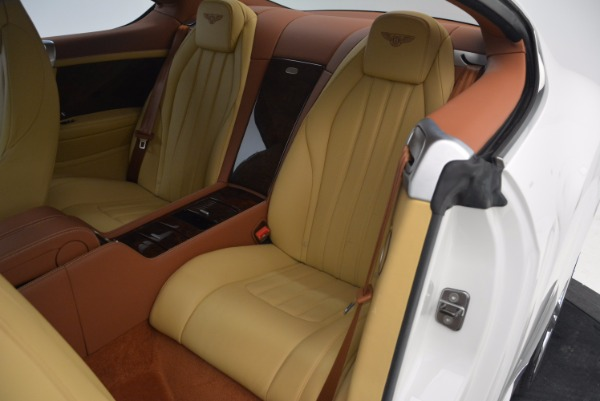 Used 2014 Bentley Continental GT V8 S for sale Sold at Alfa Romeo of Greenwich in Greenwich CT 06830 26