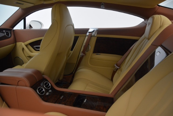 Used 2014 Bentley Continental GT V8 S for sale Sold at Alfa Romeo of Greenwich in Greenwich CT 06830 28