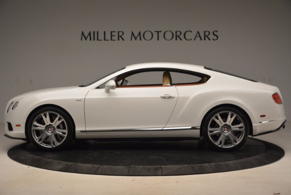 Used 2014 Bentley Continental GT V8 S for sale Sold at Alfa Romeo of Greenwich in Greenwich CT 06830 3