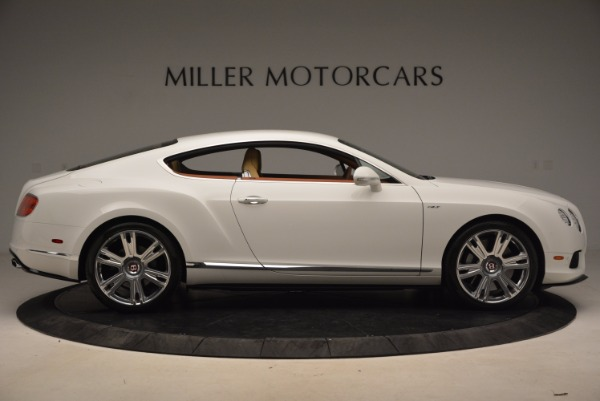 Used 2014 Bentley Continental GT V8 S for sale Sold at Alfa Romeo of Greenwich in Greenwich CT 06830 9