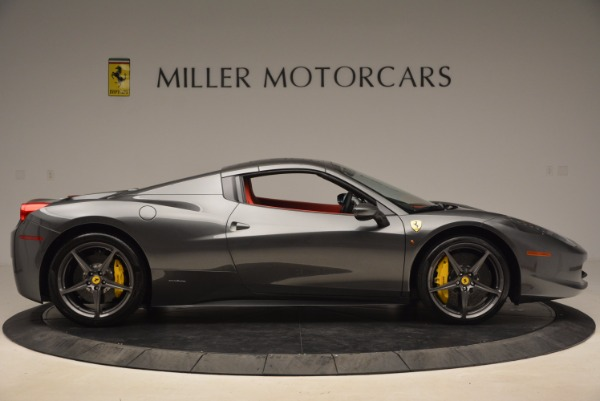 Used 2014 Ferrari 458 Spider for sale Sold at Alfa Romeo of Greenwich in Greenwich CT 06830 21