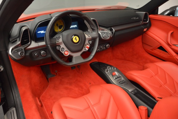 Used 2014 Ferrari 458 Spider for sale Sold at Alfa Romeo of Greenwich in Greenwich CT 06830 25