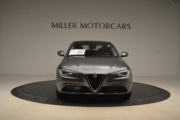 New 2018 Alfa Romeo Giulia Q4 for sale Sold at Alfa Romeo of Greenwich in Greenwich CT 06830 12
