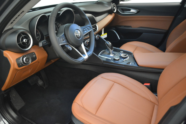 New 2018 Alfa Romeo Giulia Q4 for sale Sold at Alfa Romeo of Greenwich in Greenwich CT 06830 13