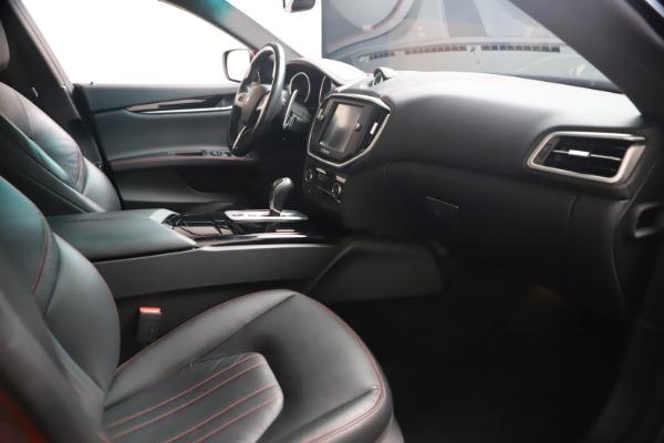 New 2016 Maserati Ghibli S Q4 for sale Sold at Alfa Romeo of Greenwich in Greenwich CT 06830 17