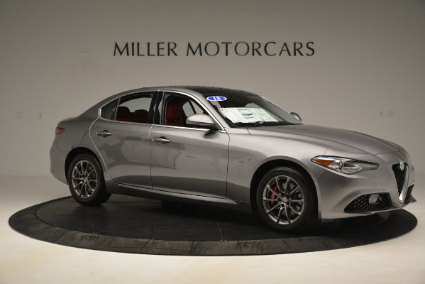 Used 2018 Alfa Romeo Giulia Q4 for sale Sold at Alfa Romeo of Greenwich in Greenwich CT 06830 10