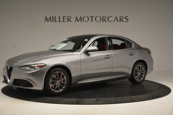 Used 2018 Alfa Romeo Giulia Q4 for sale Sold at Alfa Romeo of Greenwich in Greenwich CT 06830 2