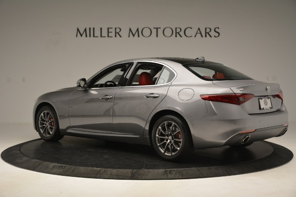 Used 2018 Alfa Romeo Giulia Q4 for sale Sold at Alfa Romeo of Greenwich in Greenwich CT 06830 4