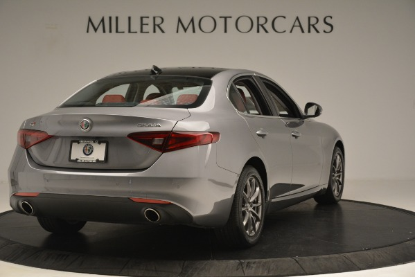 Used 2018 Alfa Romeo Giulia Q4 for sale Sold at Alfa Romeo of Greenwich in Greenwich CT 06830 7
