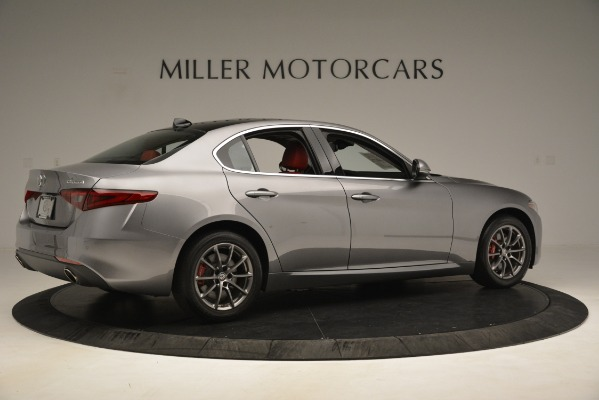 Used 2018 Alfa Romeo Giulia Q4 for sale Sold at Alfa Romeo of Greenwich in Greenwich CT 06830 8