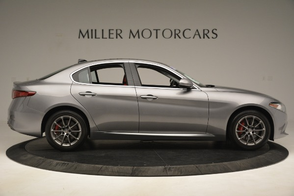 Used 2018 Alfa Romeo Giulia Q4 for sale Sold at Alfa Romeo of Greenwich in Greenwich CT 06830 9