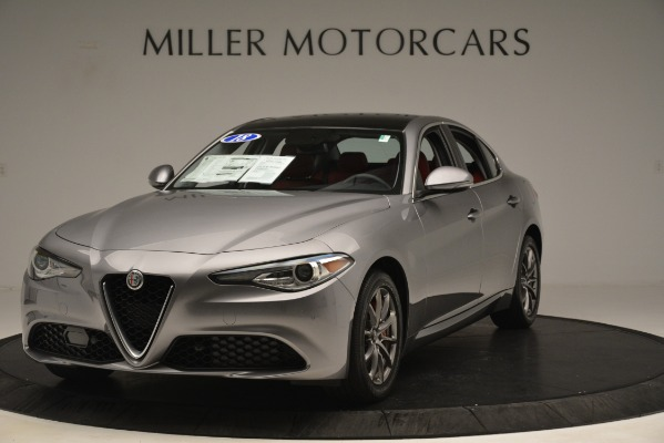 Used 2018 Alfa Romeo Giulia Q4 for sale Sold at Alfa Romeo of Greenwich in Greenwich CT 06830 1