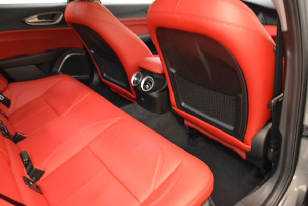 New 2018 Alfa Romeo Giulia Q4 for sale Sold at Alfa Romeo of Greenwich in Greenwich CT 06830 22