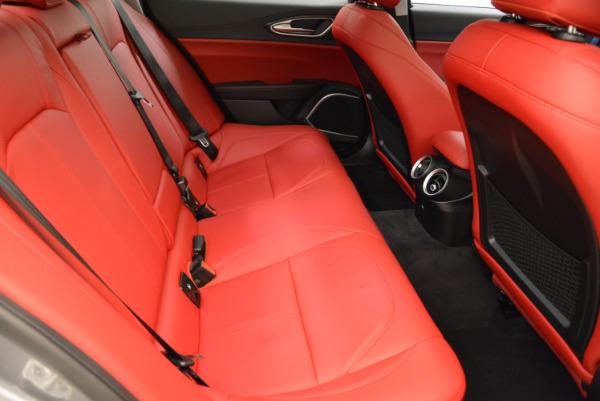 New 2018 Alfa Romeo Giulia Q4 for sale Sold at Alfa Romeo of Greenwich in Greenwich CT 06830 23
