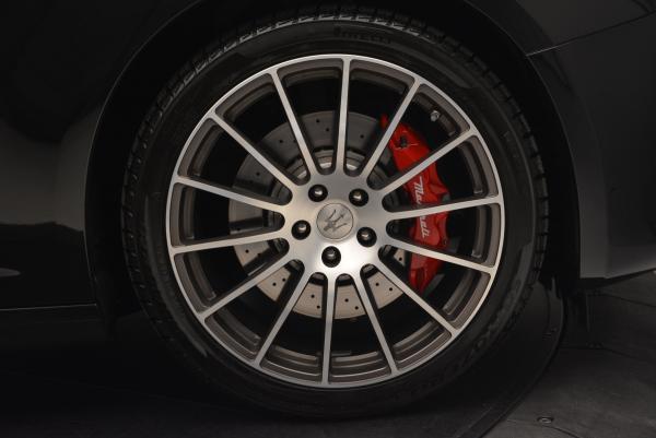 New 2016 Maserati Ghibli S Q4 for sale Sold at Alfa Romeo of Greenwich in Greenwich CT 06830 27