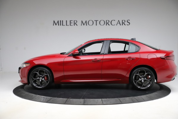 Used 2018 Alfa Romeo Giulia Ti Sport Q4 for sale $34,900 at Alfa Romeo of Greenwich in Greenwich CT 06830 3