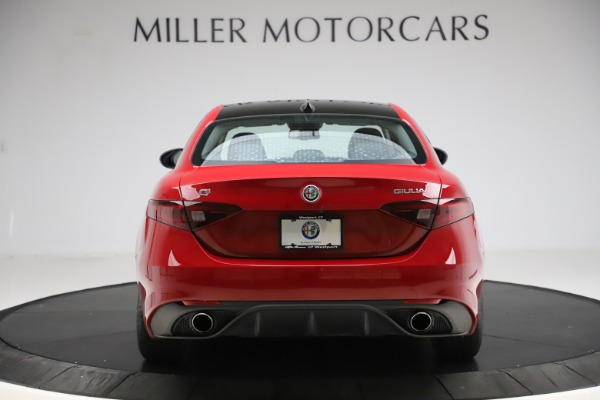 Used 2018 Alfa Romeo Giulia Ti Sport Q4 for sale $34,900 at Alfa Romeo of Greenwich in Greenwich CT 06830 6