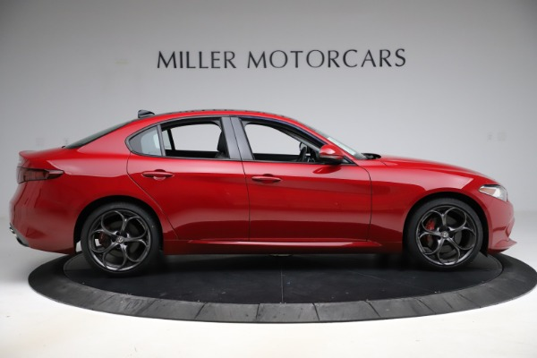 Used 2018 Alfa Romeo Giulia Ti Sport Q4 for sale $34,900 at Alfa Romeo of Greenwich in Greenwich CT 06830 9