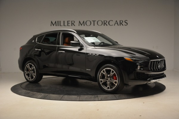 New 2018 Maserati Levante Q4 GranLusso for sale Sold at Alfa Romeo of Greenwich in Greenwich CT 06830 10