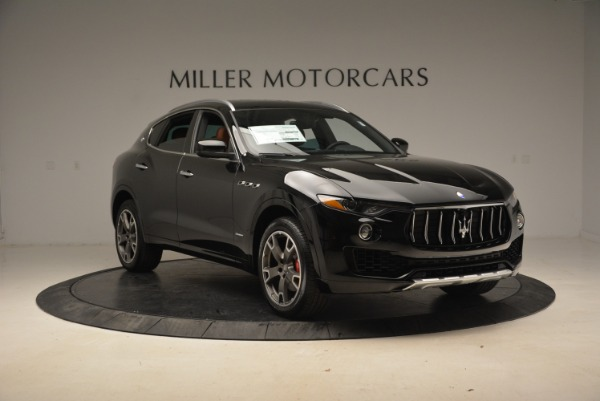 New 2018 Maserati Levante Q4 GranLusso for sale Sold at Alfa Romeo of Greenwich in Greenwich CT 06830 11
